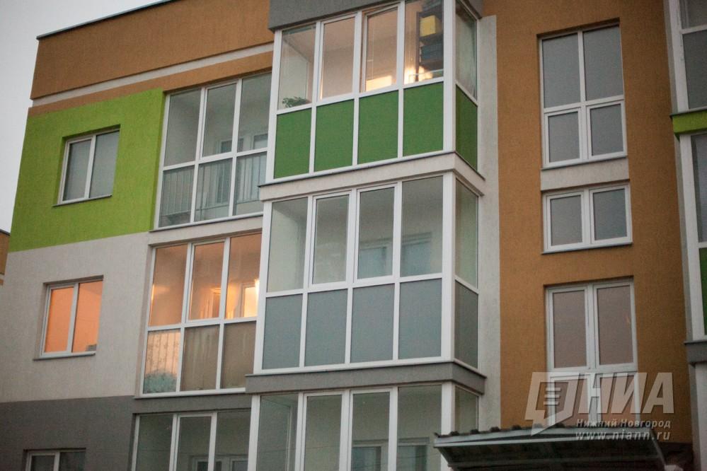 Объем ввода жилья вНижегородской области увеличился на13,7%