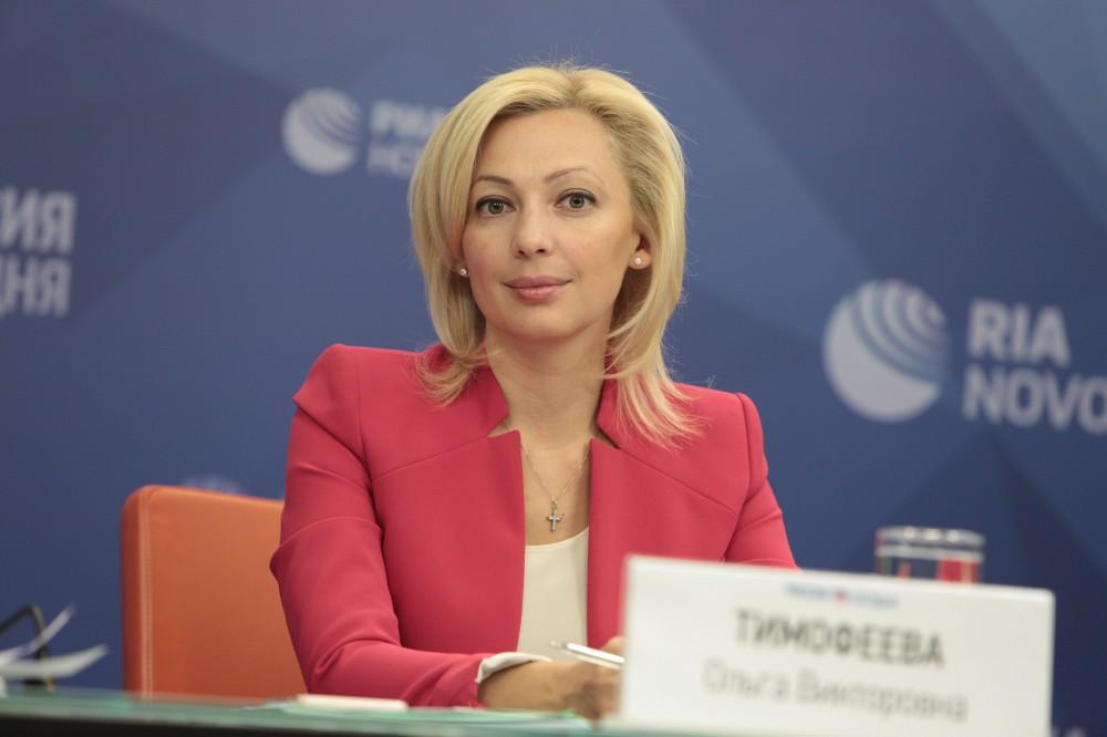 «Владимир Панов— одномандатник, знает, как работать слюдьми»,— Ольга Тимофеева