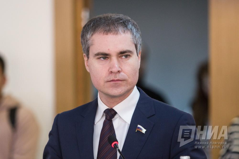 Ставленник врио губернатора Никитина избран мэром Нижнего Новгорода