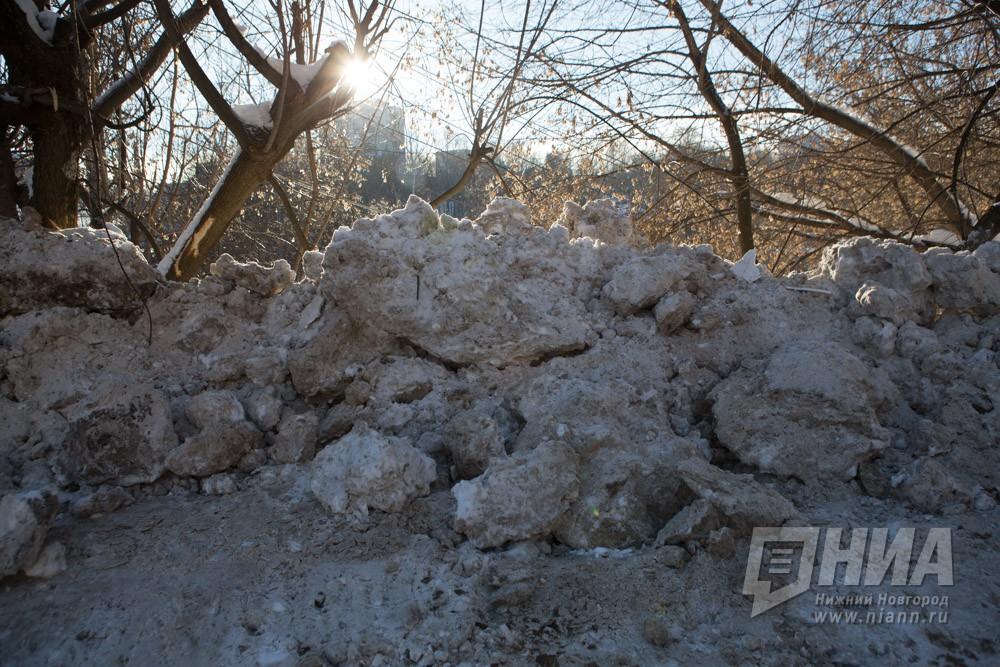 Карта работы снегоуборочной техники заработала насайте администрации Советского района Нижнего Новгорода
