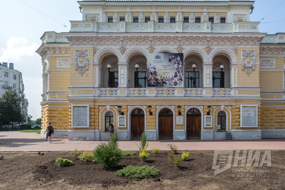 ВЯрославле стартовал международный театральный фестиваль имени Виктора Розова