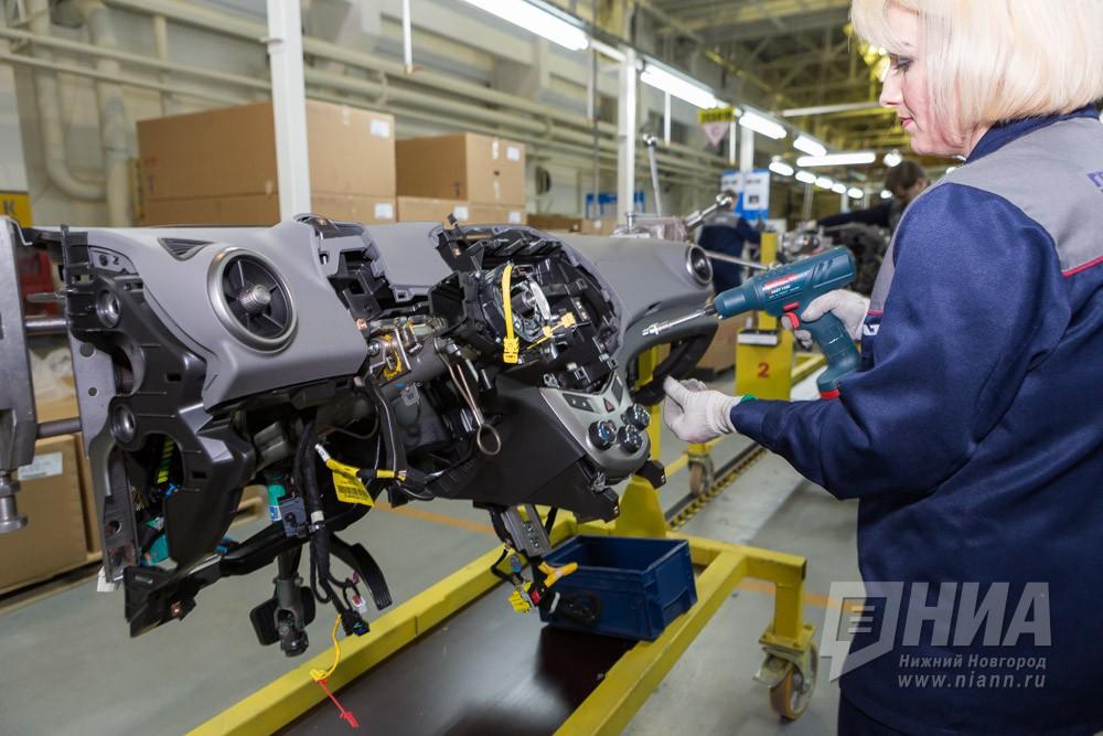 НаГАЗе стартовало производство кроссовера Шкода Kodiaq