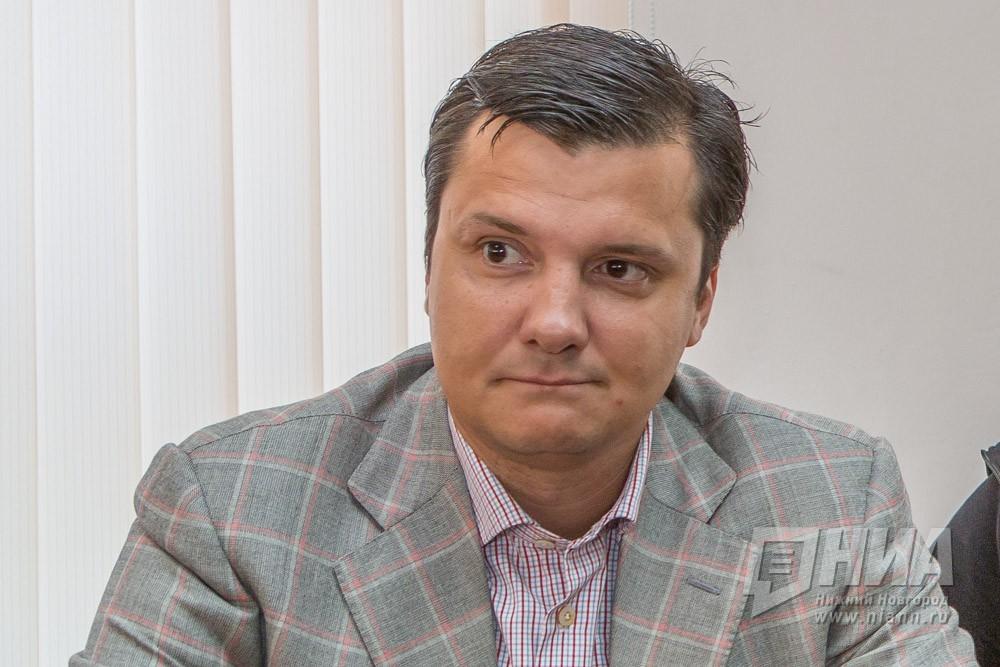Денис Москвин избран секретарем НРО «Единой России»