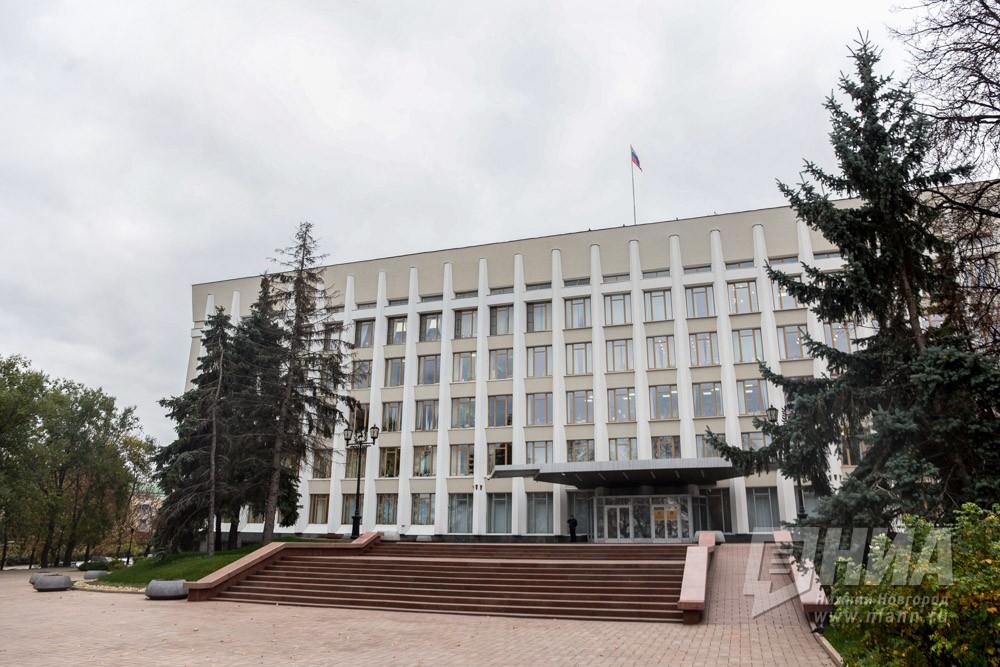 22 млрд федеральных денег получит Нижегородская область в 2018г.