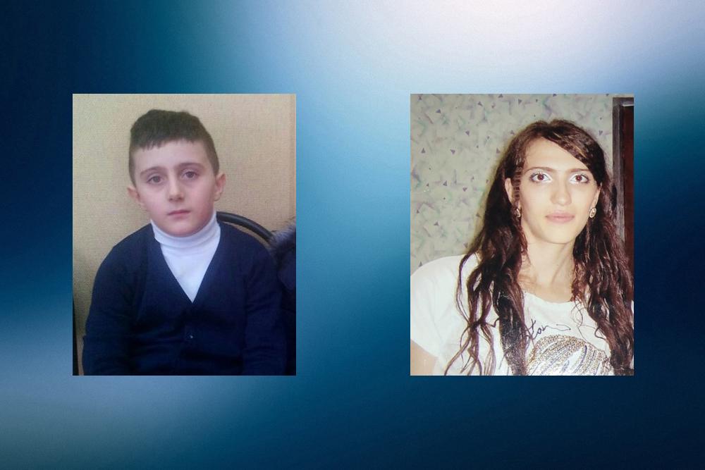 Полиция объявила в розыск жительницу Арзамасского района Нижегородской области и увезенного ей сына
