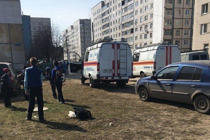 Полицейские проверяли похожий на взрывное устройство предмет в Заволжье Нижегородской области