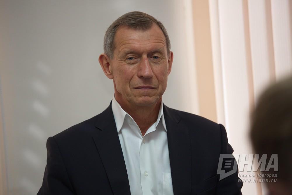 Нижегородский министр культуры Сергей Горин покинул пост с 17 апреля