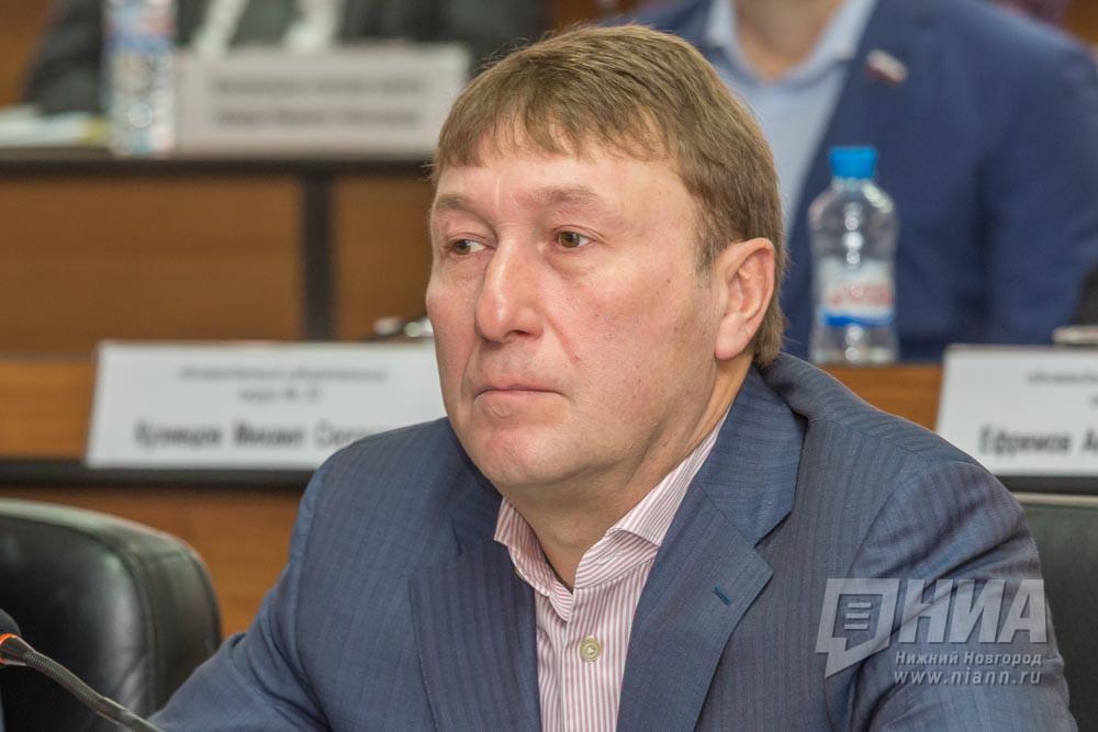 Олег Сорокин написал заявление о сложении полномочий депутата нижегородской Думы 24 апреля