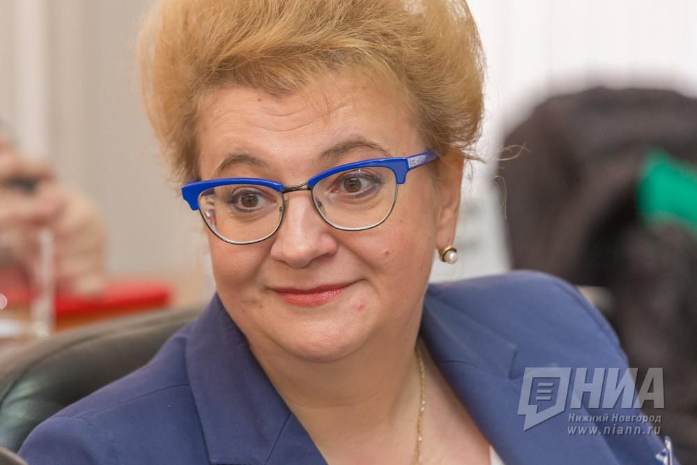 Замглавы администрации Нижнего Новгорода Ирина Кудрявцева покинула пост с 27 апреля