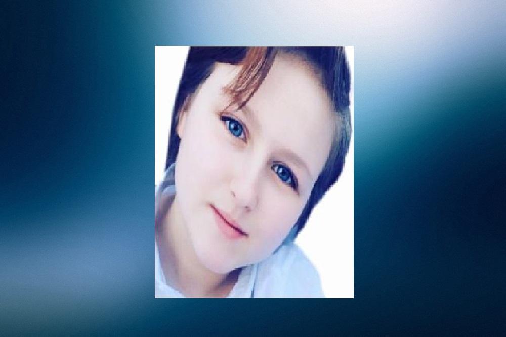Девочка сфиолетовыми волосами пропала вНижегородской области
