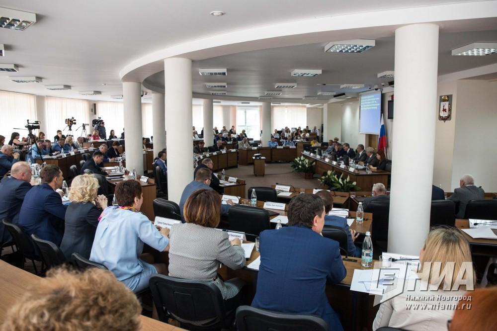 Довыборы в Думу Нижнего Новгорода по округу №17 пройдут 9 сентября