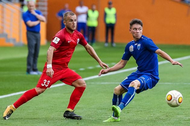 «Мордовия» и«Нижний Новгород» сыграли вничью вматче первого тура ФНЛ