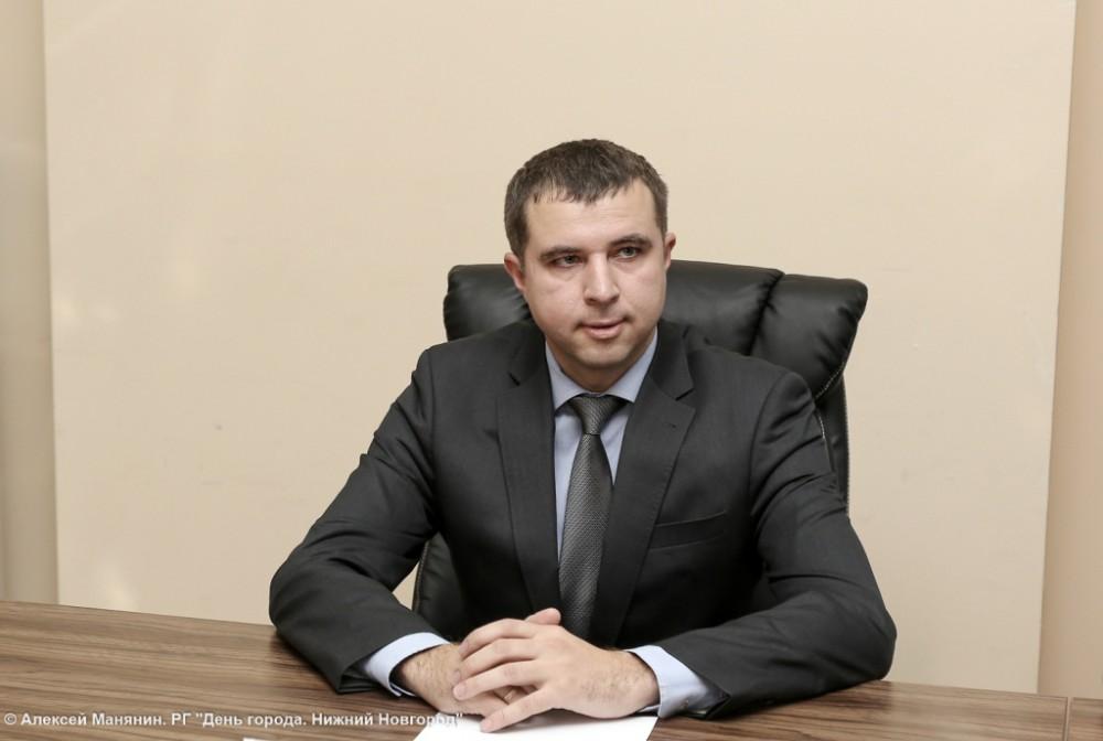 Александр Мякинин из Новосибирска назначен и.о. гендиректора ГУММиД Нижнего Новгорода