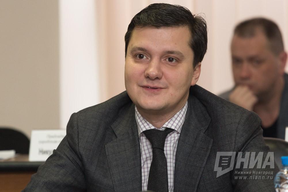 """""""Сейчас необходимо создать эффективную систему профориентации молодежи"""", - Денис Москвин"""