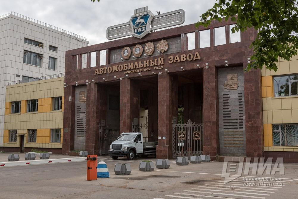 Госинспекция труда по Нижегородской области проводит проверку по факту гибели рабочего на заводе ГАЗ