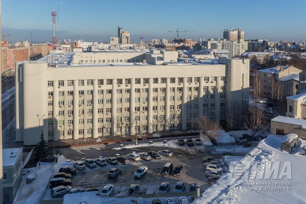 Начальником полиции ГУ МВД РФ по Нижегородской области назначен Сергей Камышев