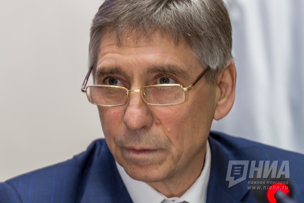 Дума Нижнего Новгорода приняла отставку Ивана Карнилина 30 января
