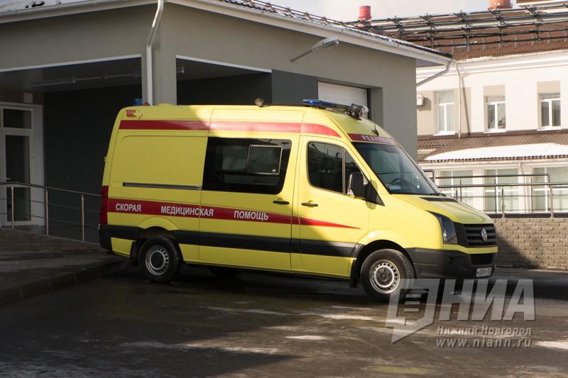 Ребенок пострадал в ДТП в г.Бор 10 февраля