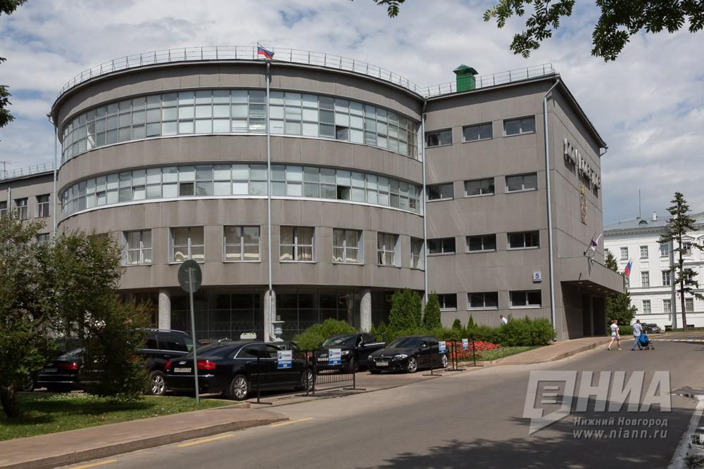 Администрация Нижнего Новгорода намерена поменять структуру