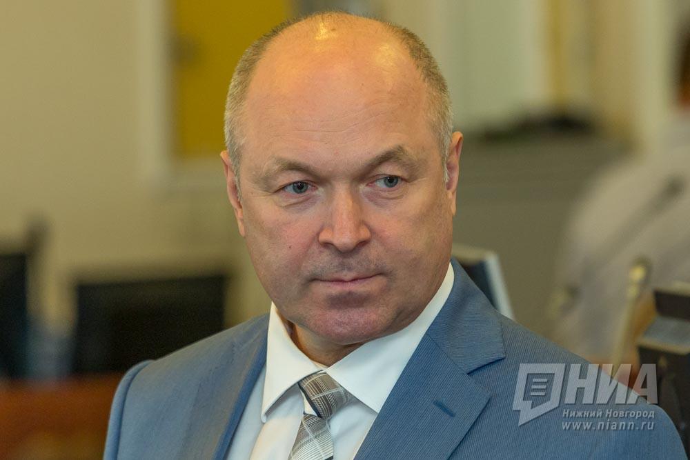 """""""Сотрудничество между Заксобранием и Общественной палатой выходит на качественно новый уровень развития"""", - Евгений Лебедев"""