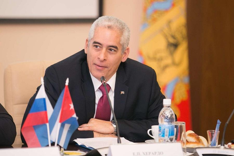 Посол Кубы поблагодарил Глеба Никитина за организацию плодотворной работы кубинской делегации в Нижегородской области