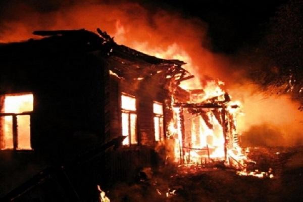 Двое бездомных погибли на пожаре в Городецком районе Нижегородской области