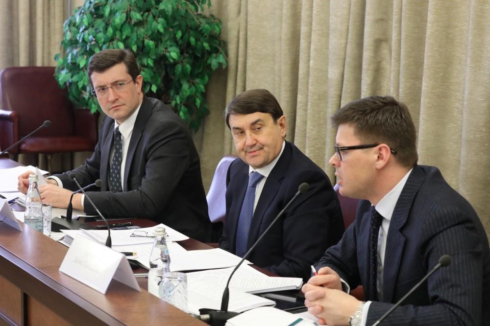 Глеб Никитин предложил оптимизировать для граждан систему оплаты за вывоз ТКО