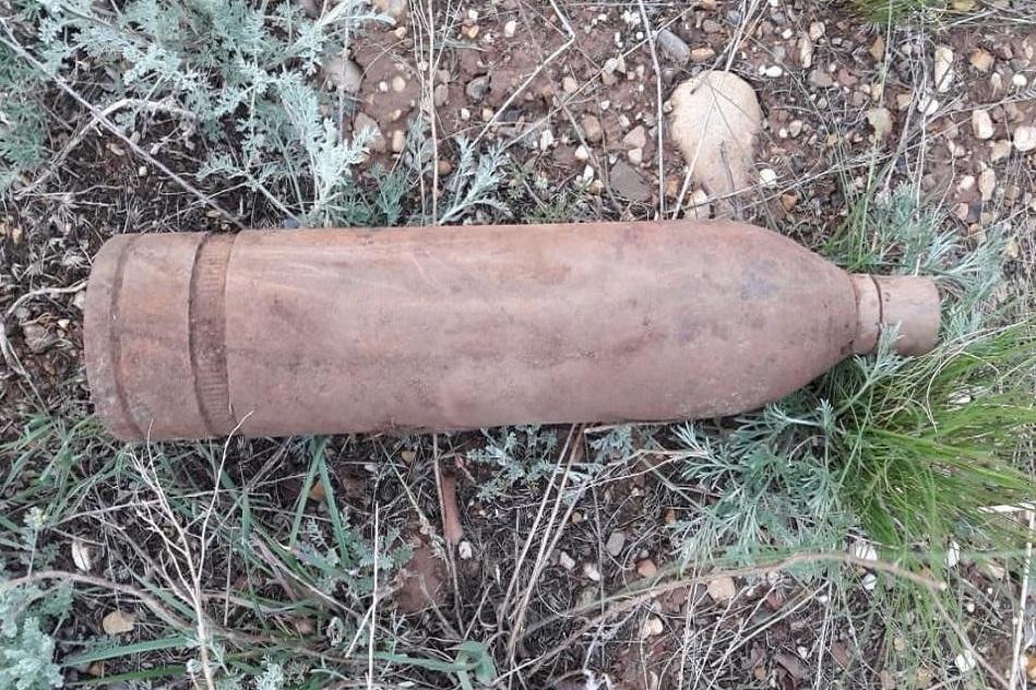 Нижегородцы нашли на свалке боевой снаряд, который мог взорваться