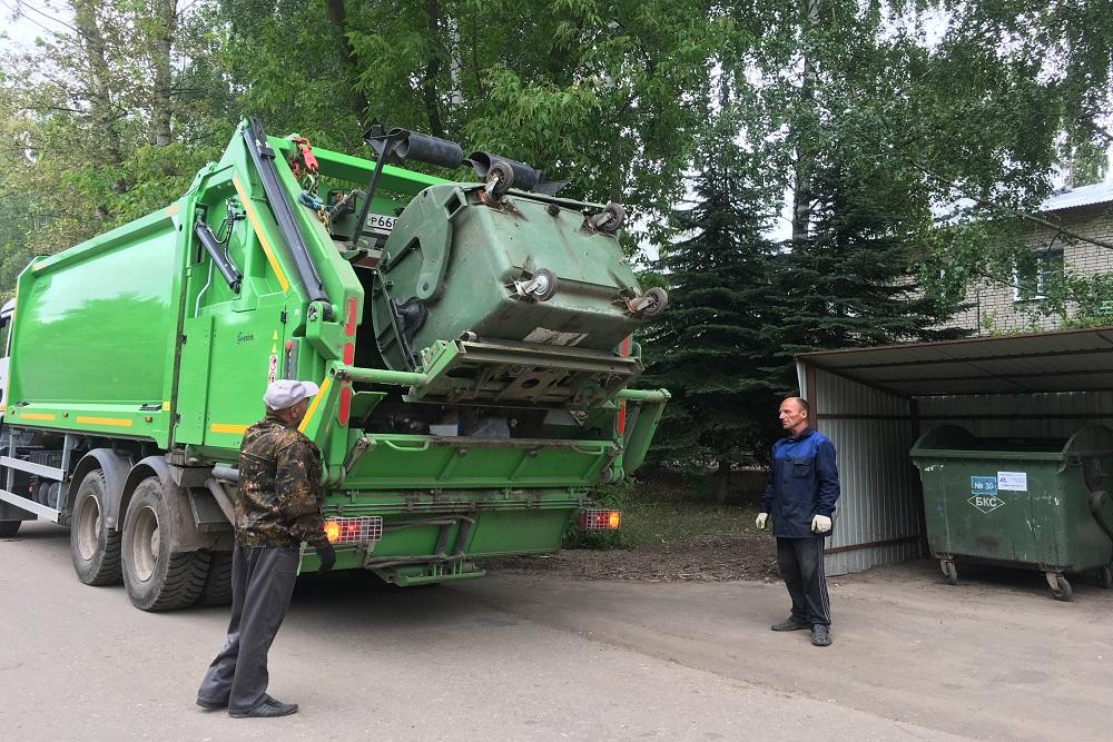 Предельный размер платы за вывоз мусора снизился в Нижегородской области