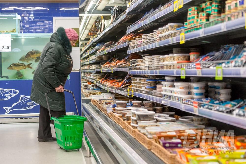 Рыба, которую не стоит есть: 107 партий рыбной продукции снято с реализации в Нижегородской области