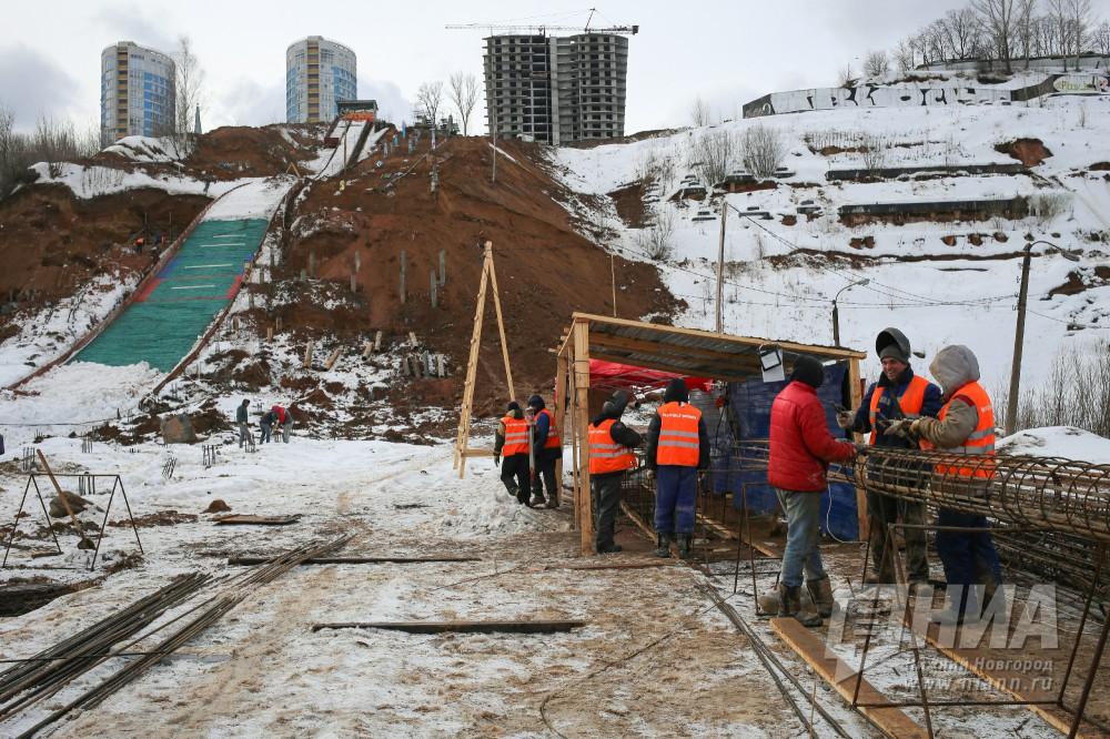 Снегоуплотняющую машину для нижегородского трамплина закупят в конце года