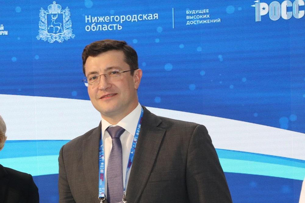 "Глеб Никитин возглавил НРО ""Единой России"""