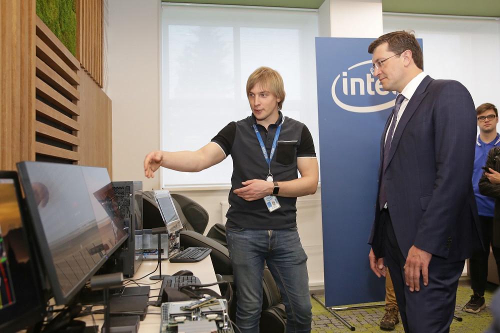 Новый офис Intel открылся в Нижнем Новгороде