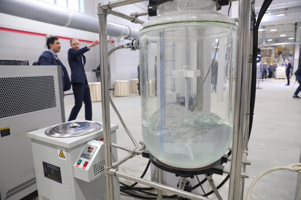 Наномодифицированные полимеры начали выпускать в Дзержинске