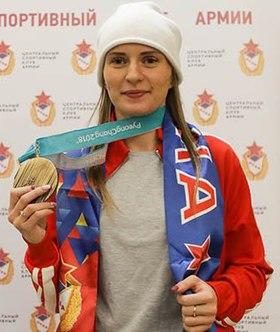 Глеб Никитин поздравил нижегородку Наталью Воронину с мировым рекордом