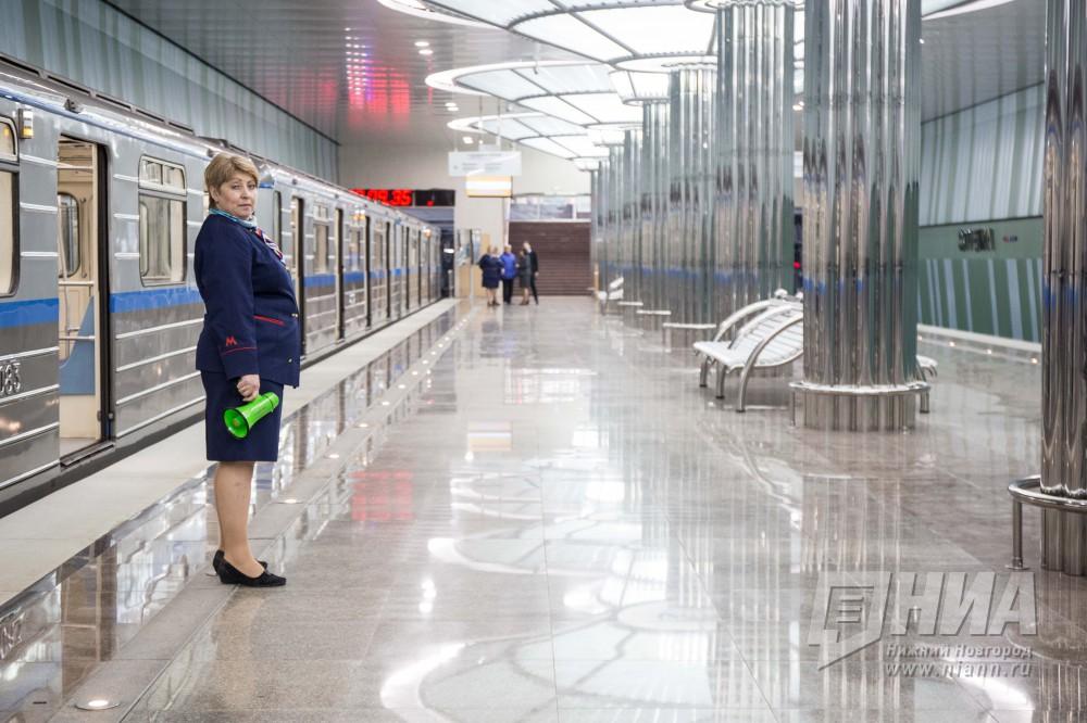 Нижегородские власти просят федерацию оказать софинансирование при строительстве метро