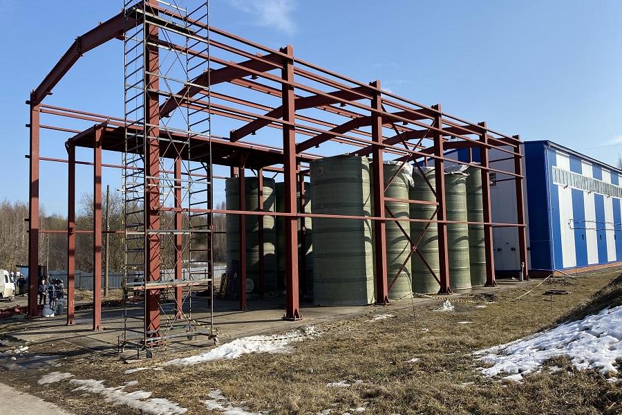 бетон сосновское