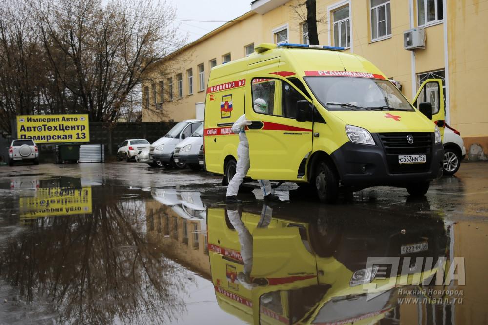 Медперсонал, работающий с больными коронавирусом, получит денежные надбавки до 15 мая, - минздрав РФ