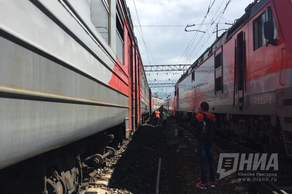 Контрактник нижегородской воинской части погиб, выпав из поезда