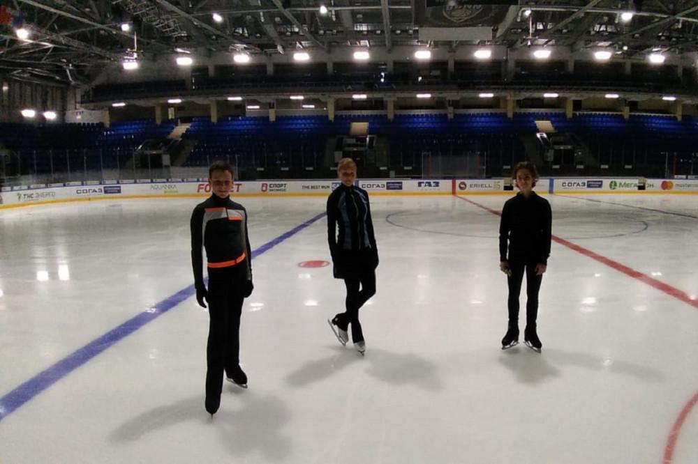 Нижегородские фигуристы и хоккеисты возобновили тренировки