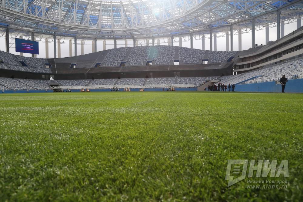 """Старт нового сезона: ФК """"НН"""" сыграет с Томском 1 августа"""