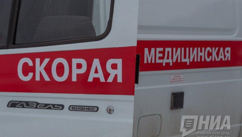Легковушка врезалась в грузовик с прицепом под Арзамасом, водитель погиб