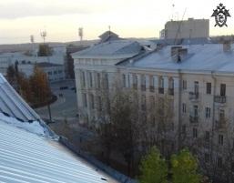 Уголовное дело возбуждено после гибели кровельщика в Дзержинске