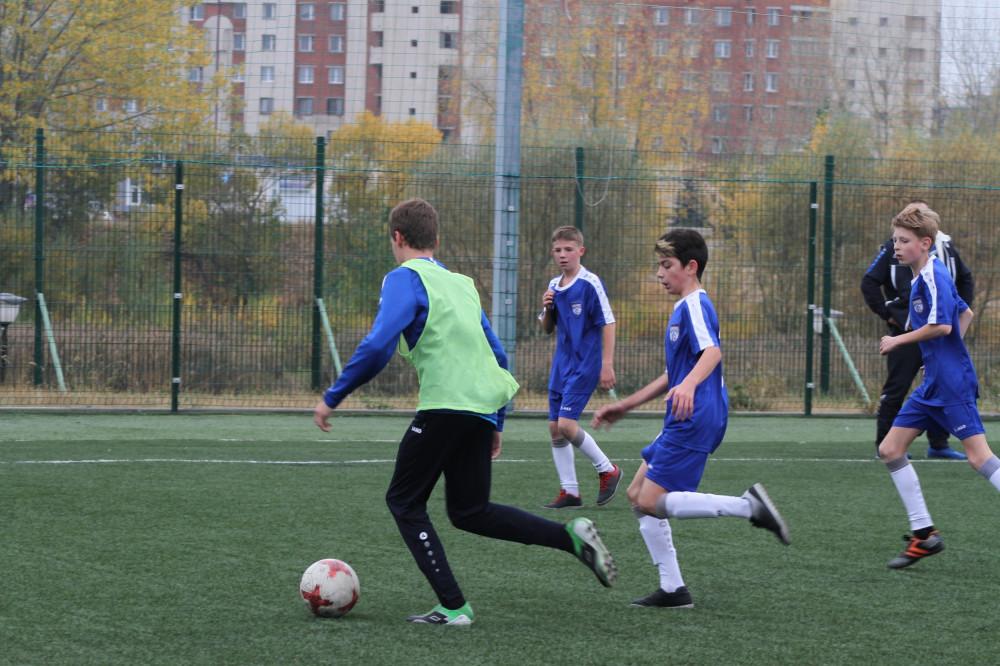 Нижегородские юные футболисты с ОВЗ провели первые матчи