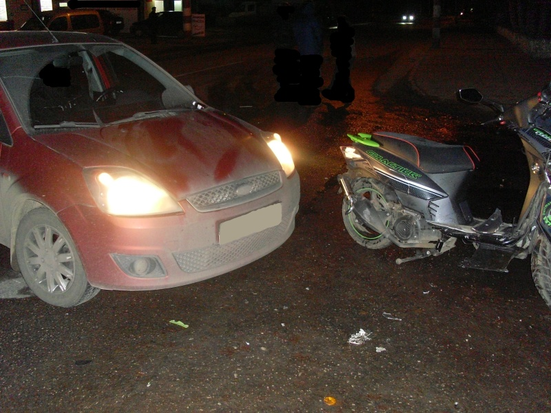 Один человек погиб в ДТП с мотоциклом в Вознесенском районе