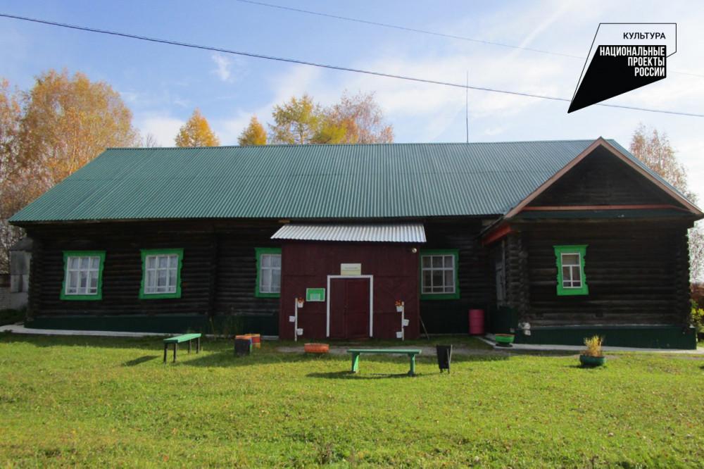 Сельский ДК отремонтировали в Варнавинском районе