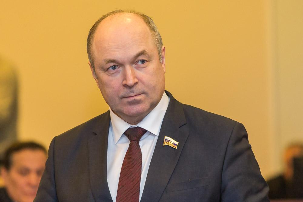 """""""Для нас приоритетом бюджетной политики остается поддержка соцсферы"""", - Евгений Лебедев"""