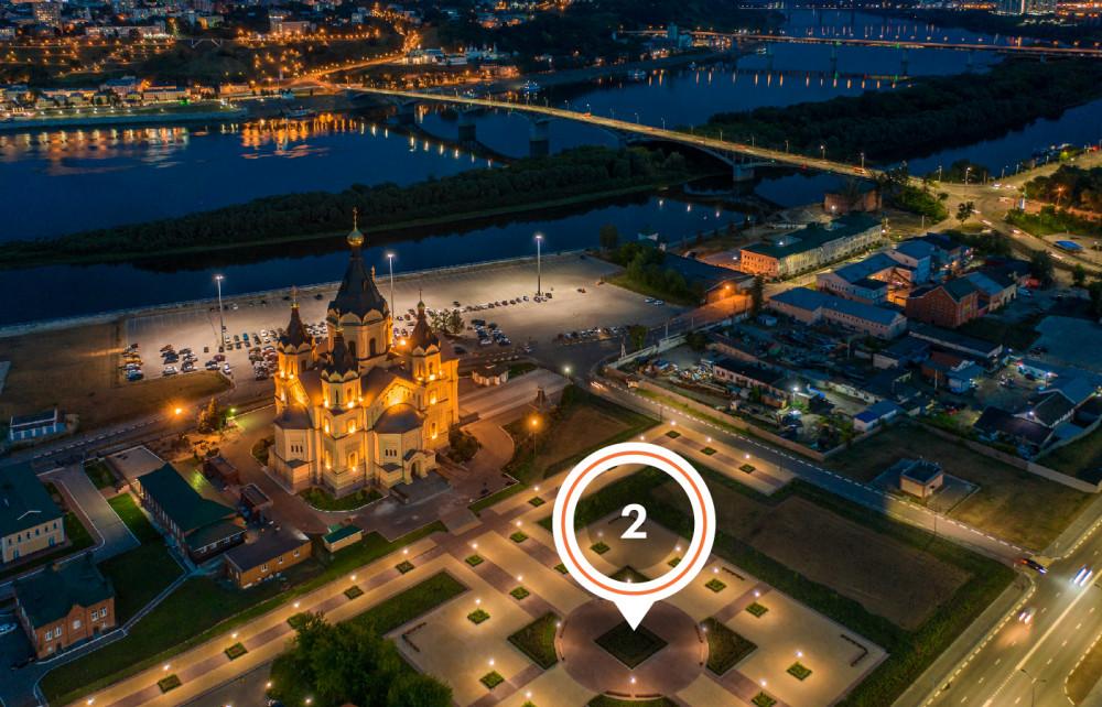 Двадцать млн рублей заложено в бюджет региона на памятник Александру Невскому в Нижнем Новгороде
