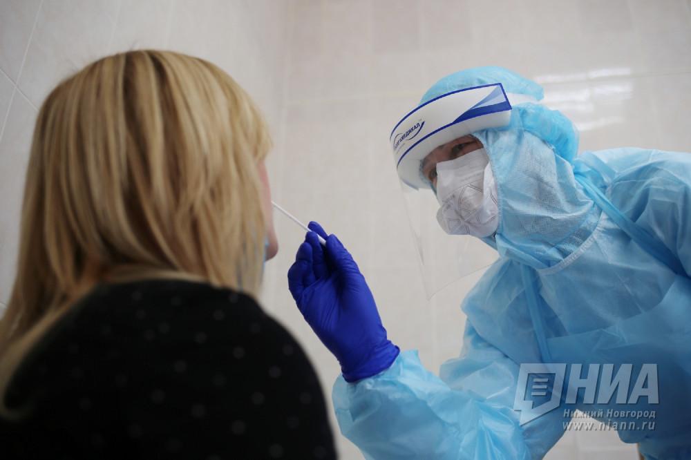 Новые данные по заболевшим коронавирусом нижегородцам обнародованы 8 января