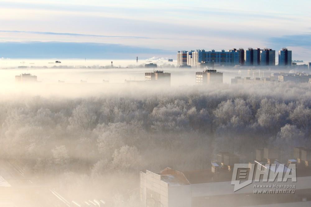 Нижегородцев предупреждают о чрезвычайных ситуациях из-за морозов